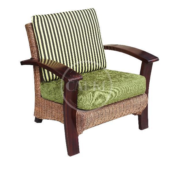 Juego de sillones bellazo muebles de rattan seagrass y banano amoblamientos capri - Sillones rattan ...