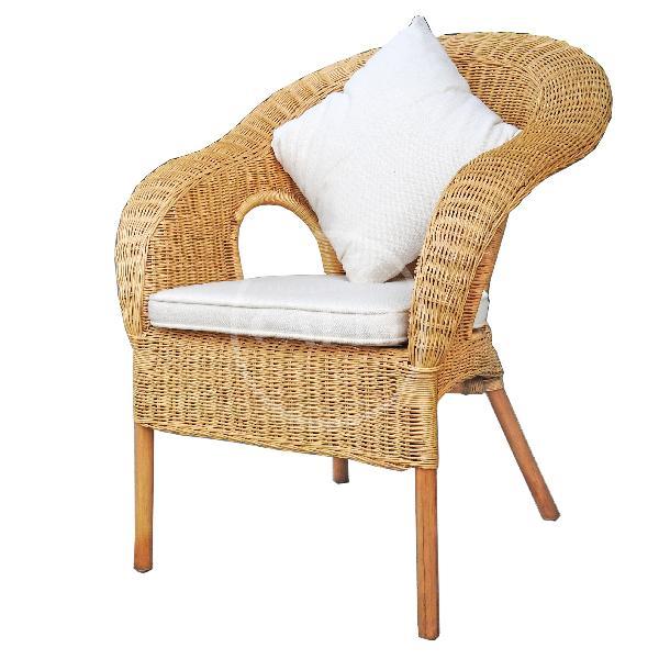 Juego de sillones dani muebles de rattan seagrass y banano amoblamientos capri - Sillones rattan ...